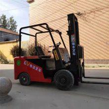 电动叉车2吨 小型充电搬运车液压2吨全自动堆高铲车1.5吨装卸车