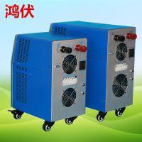 鸿伏1KW可带空调太阳能逆变器 光伏逆变器 工频离网逆变器 家庭交直流供电发电机