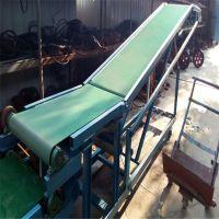 河南升降皮带输送机制造商_输送设备配件_ 优质皮带输送 六九重工