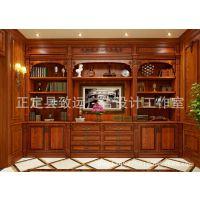 书柜,隔断,博古架效果图设计