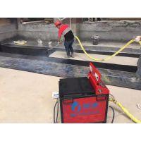 非固化橡胶沥青喷涂设备晶诚JCM-PT100高温喷涂免清洗