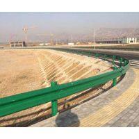 国标镀锌波形梁护栏规格参数 江西鹰潭赣州高速公路Q235波形钢板防撞栏供应