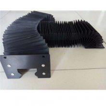 生产销售pvc风琴防护罩厂家直销 pvc风琴防护罩源头厂家 盛力
