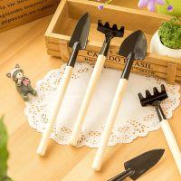 1777 园艺工具三件套 迷你园林工具 多功能铲耙锹家用植物松土铲