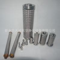 煤矿用不锈钢反冲洗过滤器滤芯RLX20-W25H新乡天诚供应