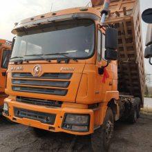出售13年-14年-15年陕汽德龙后八轮工程自卸车,5.6-5.8米,煤矿专用