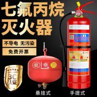 手提式七氟丙烷灭火器 隆泰消防