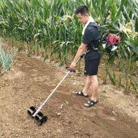 供应多功能二冲程除草机 小型果园除草机 背负式割草机