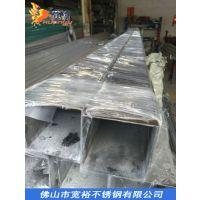 304不锈钢方形管规格尺寸表150*150*4.0优质的不锈钢方管价格