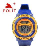 批发宝来637学生女士三色防水电子表时尚精品多功能手表