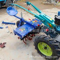 旋耕旱地起垄器 12马力手扶车起垄机 果园用土壤耕整机械