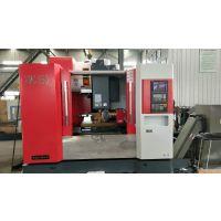 cnc数控机床加工中心VMC840硬轨不锈钢冷墩加工机床