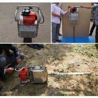 园林断根移苗机 轻便好用的汽油挖树机 浩发植树机