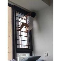 杭州下沙防盗窗护栏隐形纱窗