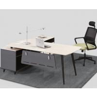 简约现代老板办公桌 单人办工桌 大班台 主管桌子经理桌