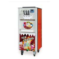 马鞍山三色冰淇淋机(3头)(立式)成型机放心省心