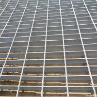 防滑平台板 水沟格栅板 扁钢网格栅