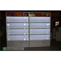 十堰定做超市烟柜价格小型相烟展示柜名烟名酒陈列柜货架厂家