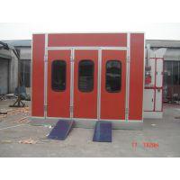 台州市 高温烘干房40度 家具烤漆房 中明环保厂家供应 干式打磨柜 喷漆柜