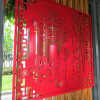 金属雕花铝板 铝合金外墙装饰板2mm 铝单板专业生产