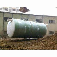 河北朋万直销玻璃钢化粪池/污水处理成套设备价格报价