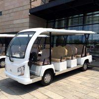 厂家直销AS-0014 14人座四轮电动观光车厂家景区旅游观光车