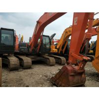 日立二手挖掘机中型ZX240-3G挖土机9成新24吨