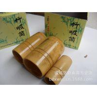 【厂家批发】竹筒 盒装竹吸筒 竹火罐 各种规格 拔罐竹吸筒 实图