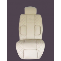气囊式按摩坐垫 放在车止 平时累了就可以拿出来按一按