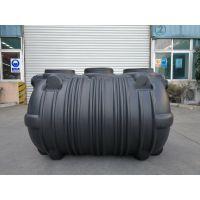 供应江苏通全球1.2立方滚塑化粪池 全新料一次成型