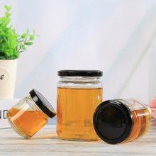 供应宏华新款玻璃酱菜瓶批发定制出口泡菜瓶