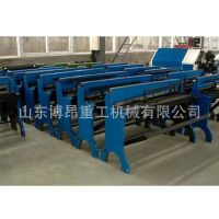 手动小型剪板机 板材折弯机 博昂铁皮铝皮裁板机切圆压边机裁板机