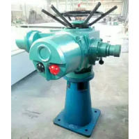 鑫川水利手自一体QDA-20型启闭机 普通开关推力型 防爆型 智能调节型多种选择