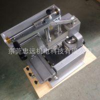 忠远供应ZYP-215C手动移印机,小型油墨移印机,手动油盅移印机