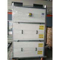 喷漆房专用废气净化设备 喷漆废气专用净化器 净化过滤设备