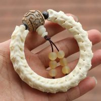 原创天然保真泰国蛇骨单圈佛珠手串男女通用款式文玩饰品一件代发
