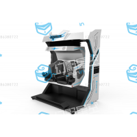 科普教育vr飞行模拟器设备加盟vr9d虚拟现实设备vr影院报价