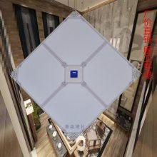 30*30铝扣板 集成吊顶铝天花 厨房卫生间专用 厂家直销 一件代发