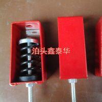 厂家直销吊式风机减震器 供应吊架弹簧减震器 弹簧阻尼减震器