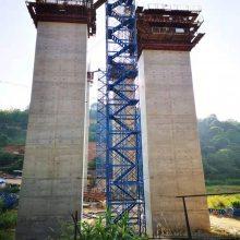 东营爬梯厂家专业生产桥梁安全爬梯 安全施工爬梯通达建筑机械