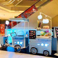 棉花糖车冰淇淋车加工定制样式丰富