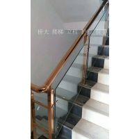 供应国标304 316不锈钢 楼梯 立柱 护栏 拉手 厂家直销