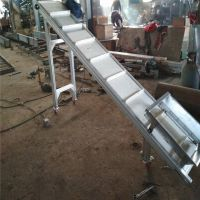 供应铝型材皮带输送机的设计防滑式 食品包装输送机