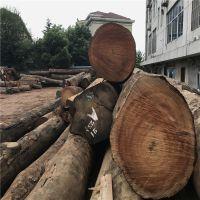 印尼菠萝格古建筑横梁厂家进口印尼菠萝格木材市场
