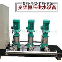 无负压供水设备变频生活恒压供水装置二次加压无塔供水机组增压泵
