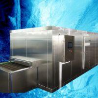冷冻食品厂设备 隧道式速冻机 厂家直销