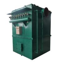 大量供应 布袋除尘器 DMC120单机脉冲除尘器 环保达标锅炉除尘器
