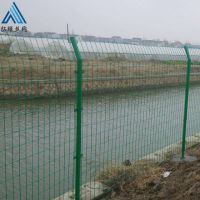 水沟围栏,池塘防落水护栏网