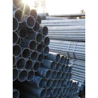 供应铜陵_大棚镀锌钢管的型号是多大