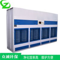 环保干式打磨柜 性能稳定 效率高 除尘打磨柜